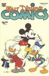 Cover for Walt Disney's Comics and Stories (Gladstone, 1993 series) #621