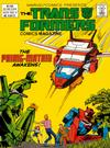 Cover for The Transformers Comics Magazine (Marvel, 1986 series) #6