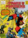 Cover for The Transformers Comics Magazine (Marvel, 1987 series) #9