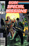 Cover Thumbnail for G.I. Joe Special Missions (1986 series) #21 [Newsstand Edition]