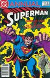 Cover for Superman Annual (DC, 1960 series) #12 [Newsstand]