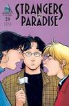 Cover for Strangers in Paradise (Abstract Studio, 1997 series) #20