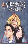 Cover for Strangers in Paradise (Abstract Studio, 1997 series) #40