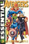 Cover for Essential Avengers (Marvel, 1999 series) #3