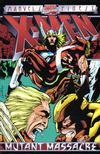 Cover Thumbnail for X-Men Mutant Massacre (1996 series)  [Second Printing]