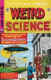 Cover for Weird Science Annual (Gemstone, 1994 series) #1