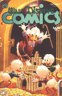 Cover Thumbnail for Walt Disney's Comics and Stories (Gladstone, 1993 series) #617