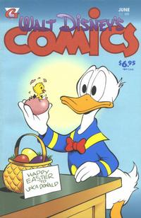 Cover Thumbnail for Walt Disney's Comics and Stories (Gladstone, 1993 series) #625