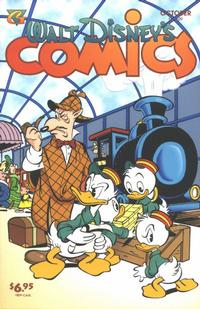Cover Thumbnail for Walt Disney's Comics and Stories (Gladstone, 1993 series) #629