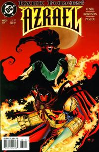 Cover Thumbnail for Azrael (DC, 1995 series) #31
