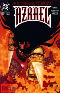 Cover Thumbnail for Azrael (DC, 1995 series) #32