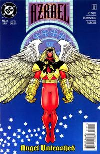 Cover Thumbnail for Azrael (DC, 1995 series) #33