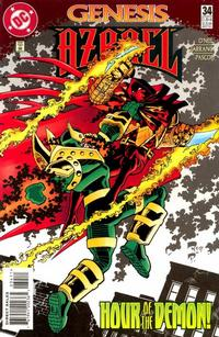 Cover Thumbnail for Azrael (DC, 1995 series) #34