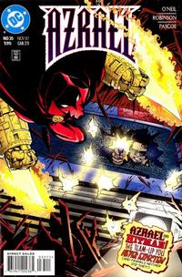 Cover Thumbnail for Azrael (DC, 1995 series) #35