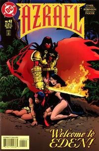 Cover Thumbnail for Azrael (DC, 1995 series) #42