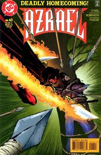 Cover Thumbnail for Azrael (DC, 1995 series) #43