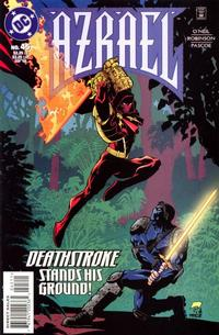Cover Thumbnail for Azrael (DC, 1995 series) #45