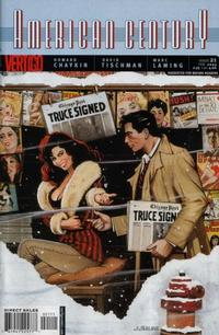Cover Thumbnail for American Century (DC, 2001 series) #21