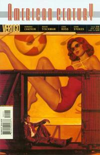 Cover Thumbnail for American Century (DC, 2001 series) #22