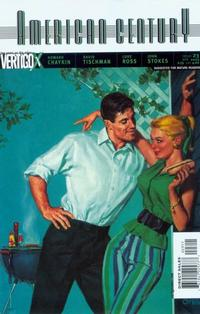 Cover for American Century (DC, 2001 series) #23