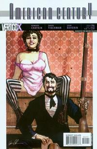 Cover Thumbnail for American Century (DC, 2001 series) #24