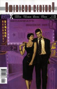 Cover Thumbnail for American Century (DC, 2001 series) #25