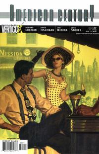 Cover Thumbnail for American Century (DC, 2001 series) #27
