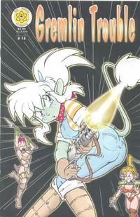 Cover Thumbnail for Gremlin Trouble (Anti-Ballistic Pixelations, 1995 series) #18