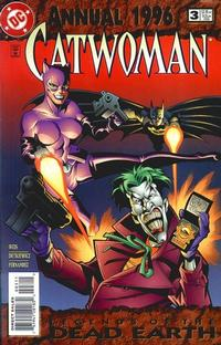 Cover Thumbnail for Catwoman Annual (DC, 1994 series) #3