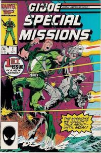 Cover Thumbnail for G.I. Joe Special Missions (Marvel, 1986 series) #1 [Direct Edition]