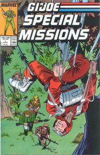 Cover Thumbnail for G.I. Joe Special Missions (Marvel, 1986 series) #4 [Direct Edition]