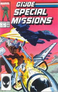 Cover Thumbnail for G.I. Joe Special Missions (Marvel, 1986 series) #5 [Direct Edition]