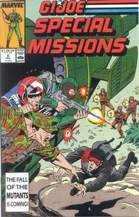 Cover Thumbnail for G.I. Joe Special Missions (Marvel, 1986 series) #8 [Direct Edition]
