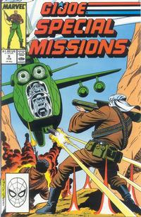 Cover Thumbnail for G.I. Joe Special Missions (Marvel, 1986 series) #9 [Direct Edition]