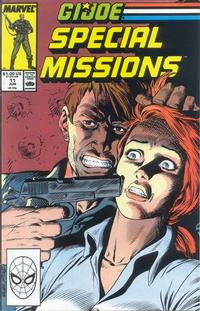 Cover Thumbnail for G.I. Joe Special Missions (Marvel, 1986 series) #11 [Direct Edition]