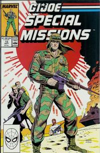 Cover Thumbnail for G.I. Joe Special Missions (Marvel, 1986 series) #13 [Direct Edition]