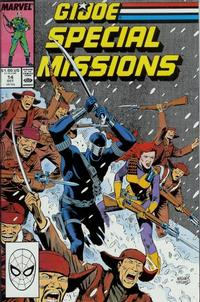 Cover Thumbnail for G.I. Joe Special Missions (Marvel, 1986 series) #14 [Direct Edition]