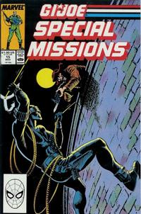 Cover Thumbnail for G.I. Joe Special Missions (Marvel, 1986 series) #15 [Direct Edition]
