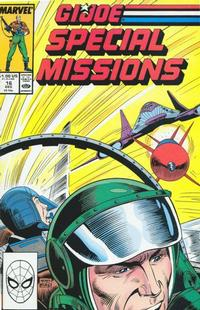 Cover Thumbnail for G.I. Joe Special Missions (Marvel, 1986 series) #16 [Direct Edition]