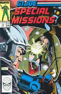 Cover Thumbnail for G.I. Joe Special Missions (Marvel, 1986 series) #19 [Direct Edition]