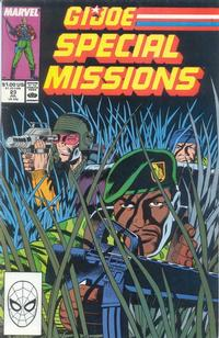 Cover Thumbnail for G.I. Joe Special Missions (Marvel, 1986 series) #23 [Direct Edition]