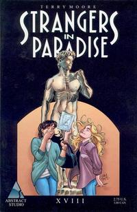 Cover Thumbnail for Strangers in Paradise (Abstract Studio, 1997 series) #18