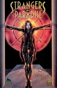 Cover Thumbnail for Strangers in Paradise (Abstract Studio, 1997 series) #31