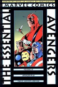Cover Thumbnail for Essential Avengers (Marvel, 1999 series) #1