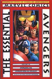 Cover Thumbnail for Essential Avengers (Marvel, 1999 series) #2