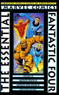Cover Thumbnail for Essential Fantastic Four (Marvel, 1998 series) #1