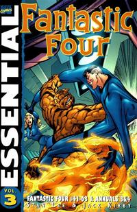 Cover Thumbnail for Essential Fantastic Four (Marvel, 1998 series) #3