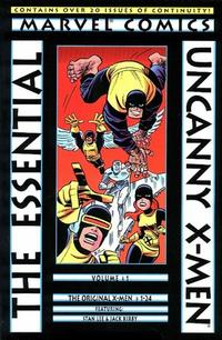 Cover Thumbnail for Essential Uncanny X-Men (Marvel, 1999 series) #1
