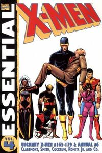 Cover Thumbnail for Essential X-Men (Marvel, 1996 series) #4