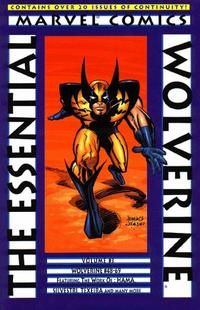 Cover Thumbnail for Essential Wolverine (Marvel, 1996 series) #3